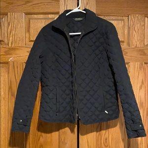 Women's XL quilted Eddie Bauer jacket